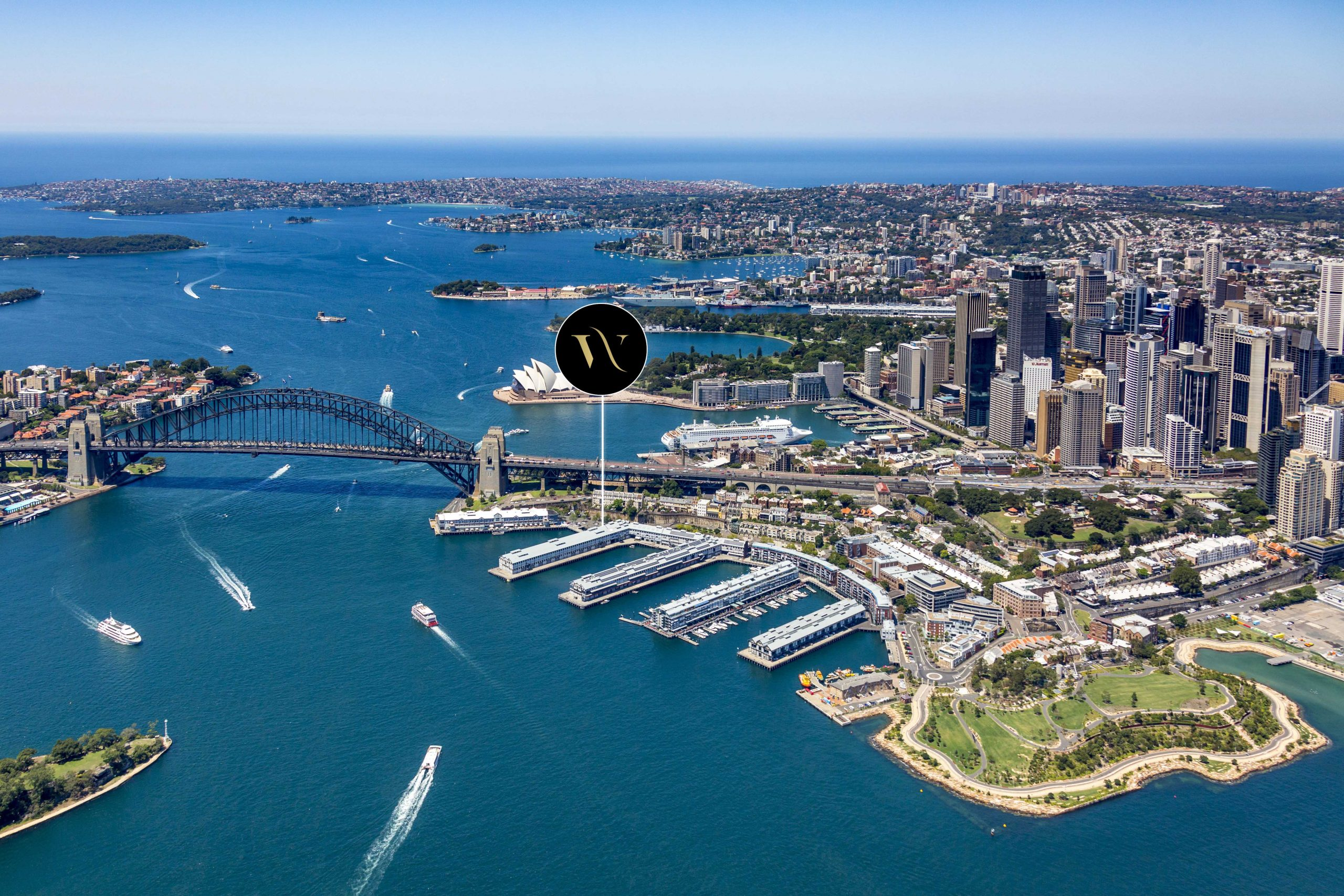 Commercial strata waterfront sale breaks records