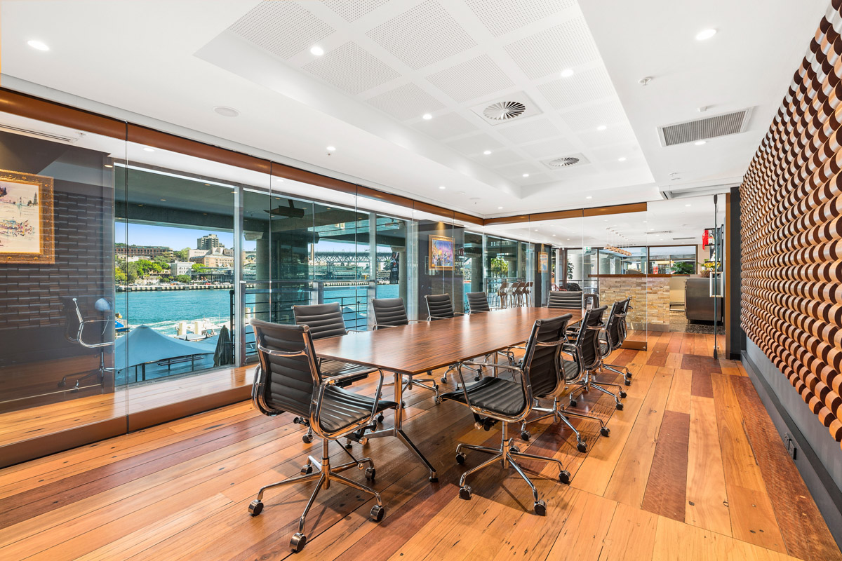 Circular Quay commercial waterfront sells in 3 days!
